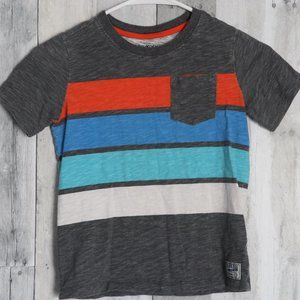 OshKosh B'gosh | Boys Striped Short Sleeve Tee